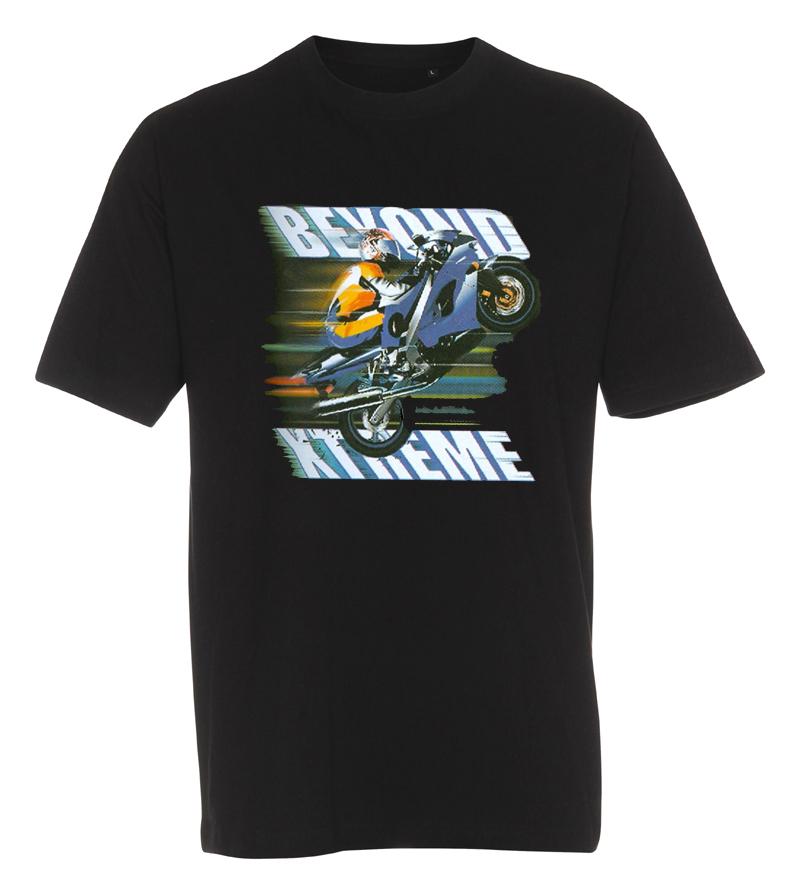 T-shirt Beyond extreme